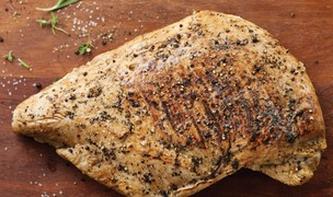 Whole Roasted Turkey Breast
