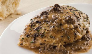 Seared Chicken Breast with Herbs de Provence