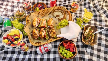 Easy-to-make picnic recipes