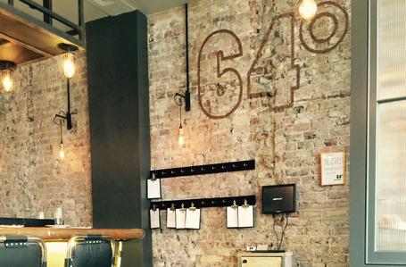 Dining Out at 64° London