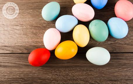 Natural Food Dye for Easter Eggs