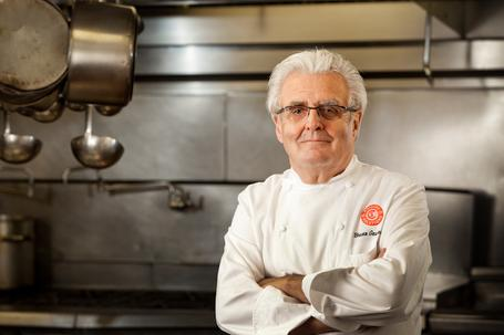 Dr. Bruno Goussault, sous-vide master, on science and food.