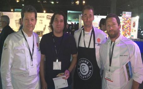 Celebrity Chefs - Chef Sightings